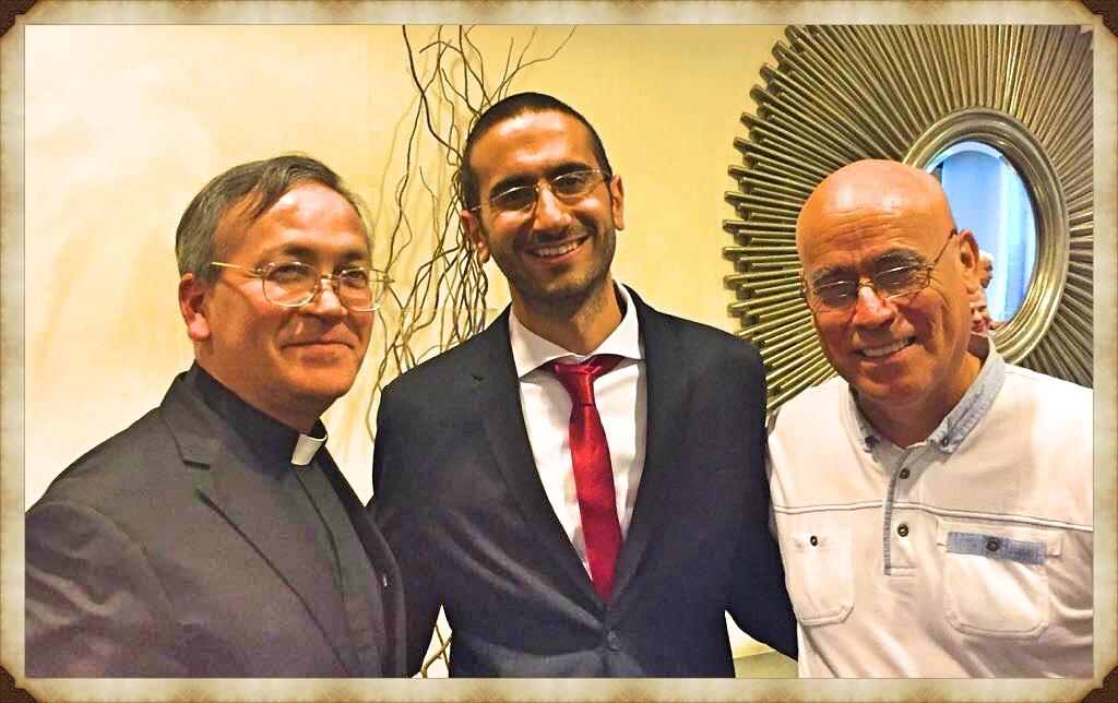 Padre Guillermo y Antonio